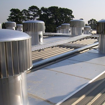 industrial roof ventilation