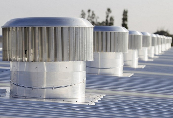 Industrial Roof Ventilation Industrial Whirlybird Roof