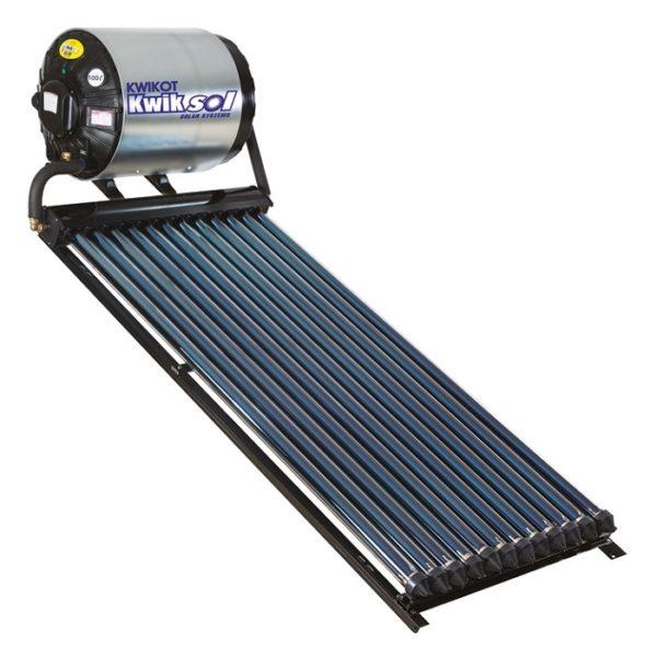 Direct 100 Litre Solar Geyser Kwikot Kwiksol