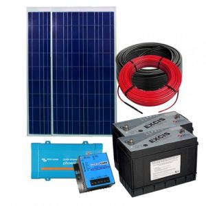 1.5kw solar power kit