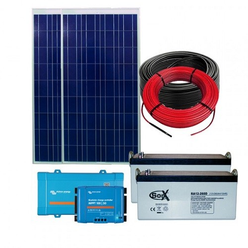 5kW off-grid Solar Power Kit